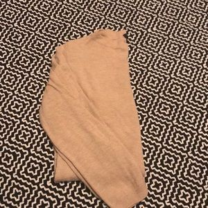 Talbots tan sweater